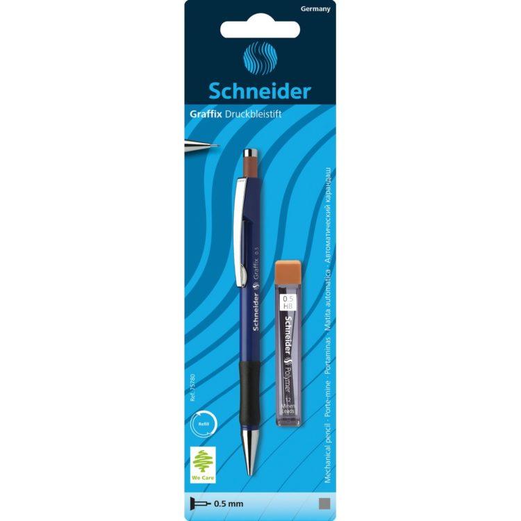 Blister Creion Mecanic Schneider Graffix 05