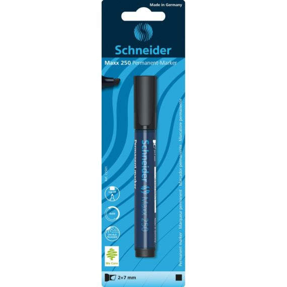 Blister Marker Schneider Maxx 250 Negru