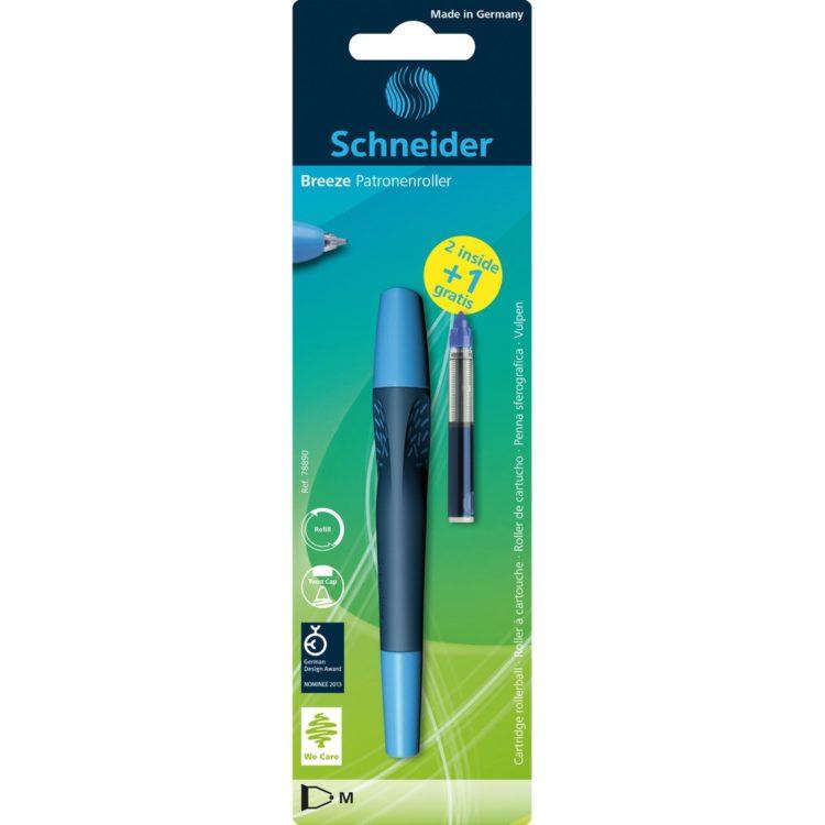Blister Roller Schneider Breeze Bleu