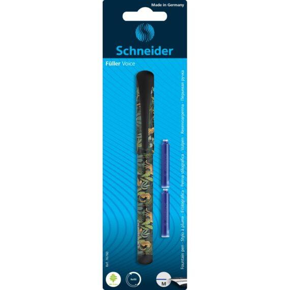 Blister Roller Schneider Voice 2021 Negru