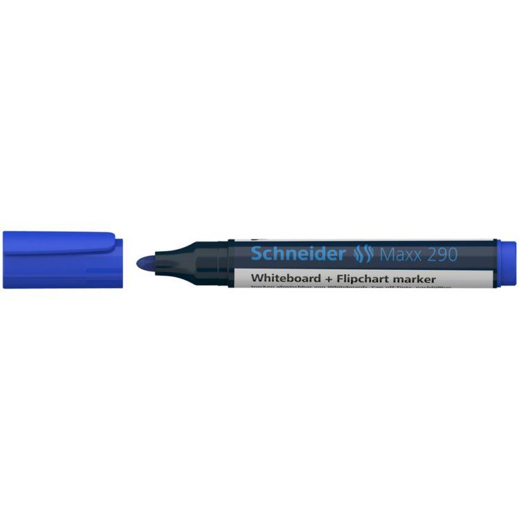 Board Marker Schneider Maxx 290 Albastru