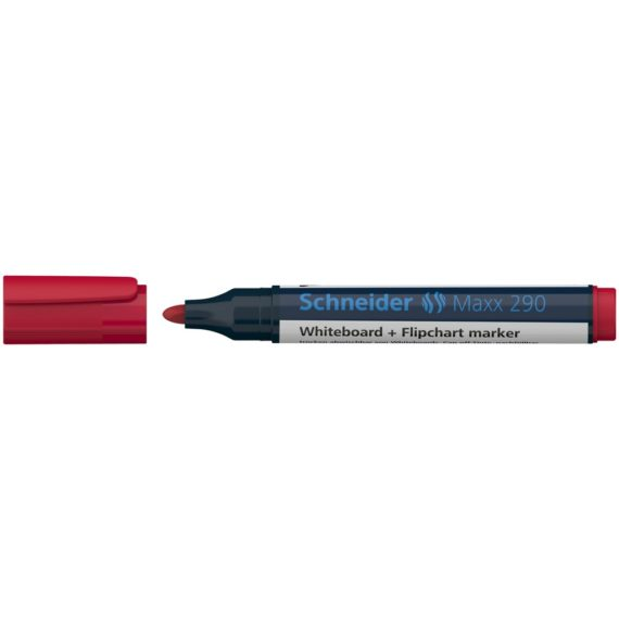 Board Marker Schneider Maxx 290 Roșu