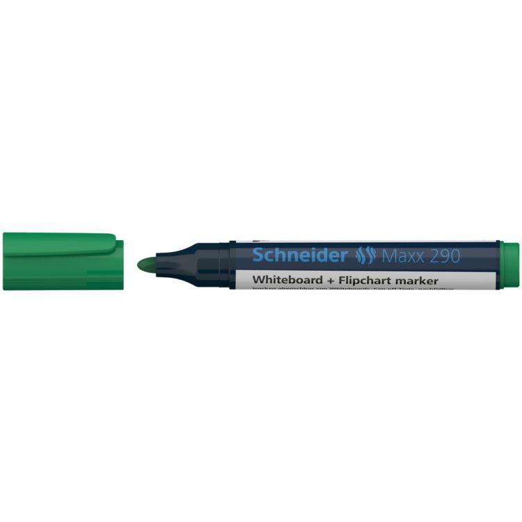 Board Marker Schneider Maxx 290 Verde