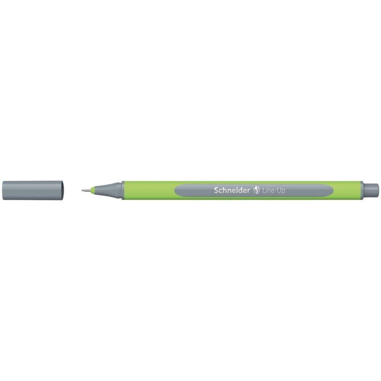 Liner Schneider Line-Up Gri-Argint