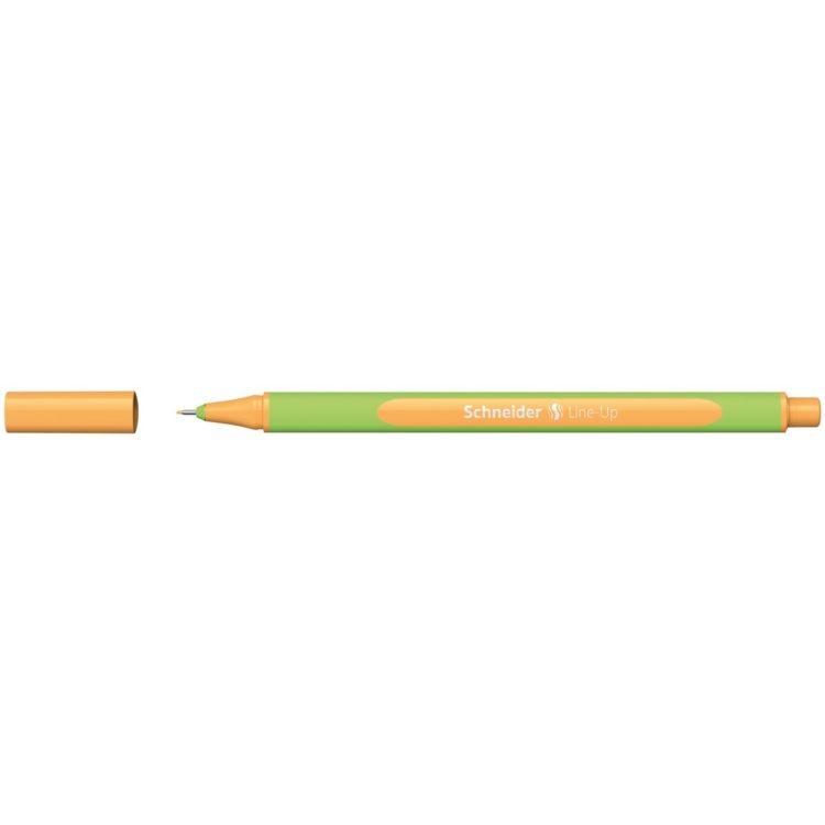 Liner Schneider Line-Up Oranj-Neon
