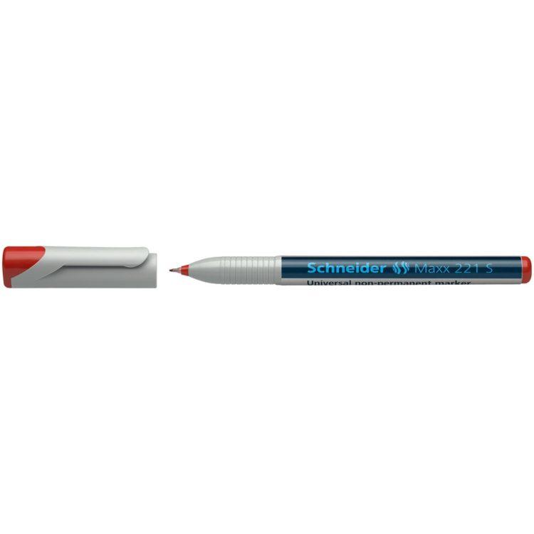 Marker OHP Schneider Maxx 221 S Roșu