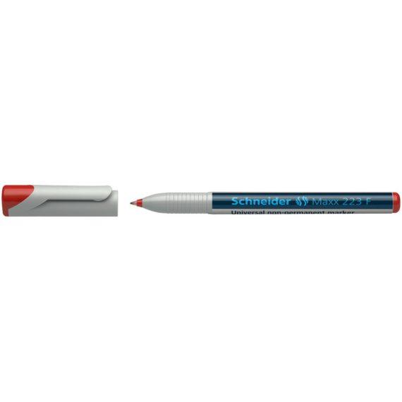 Marker OHP Schneider Maxx 223 F Roșu