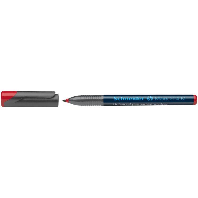 Marker OHP Schneider Maxx 224 M Roșu