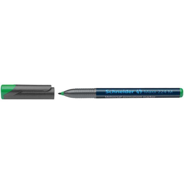 Marker OHP Schneider Maxx 224 M Verde