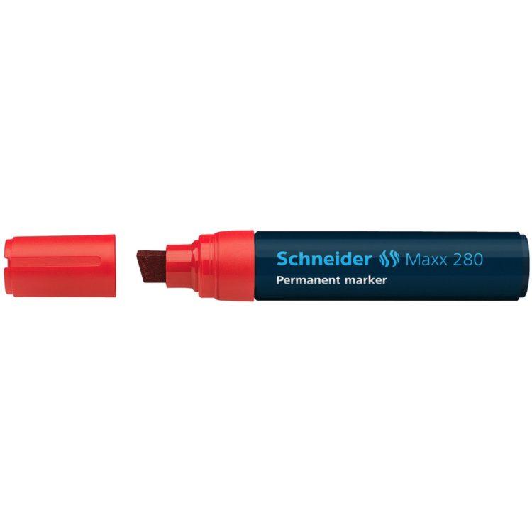 Marker Schneider Maxx 280 Roșu