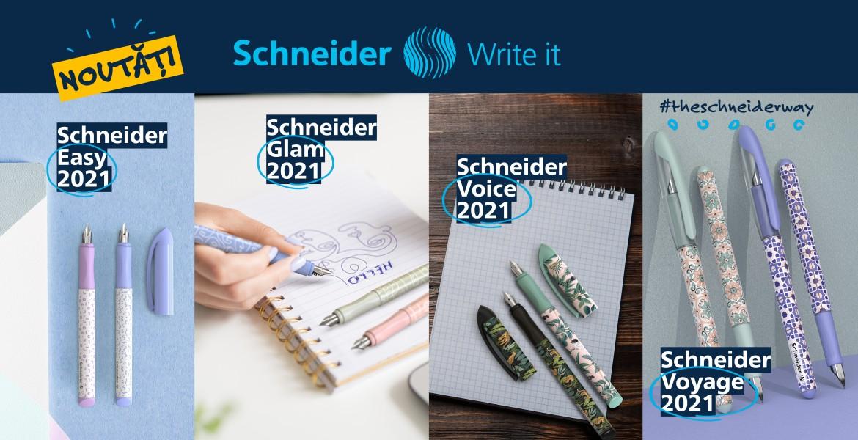 Noutăți Schneider 2021
