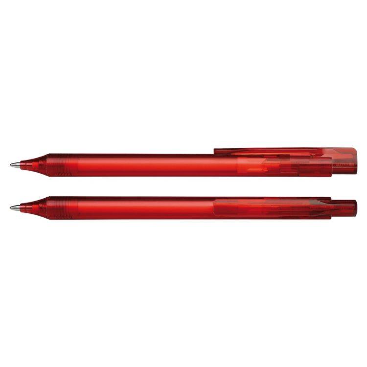 Pix Schneider Essential Transparent Roșu