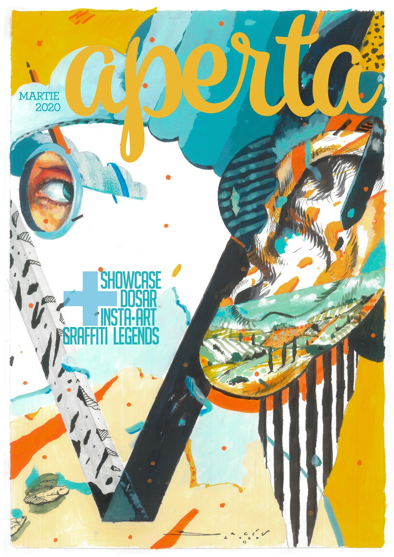 Aperta Magazin – martie 2020