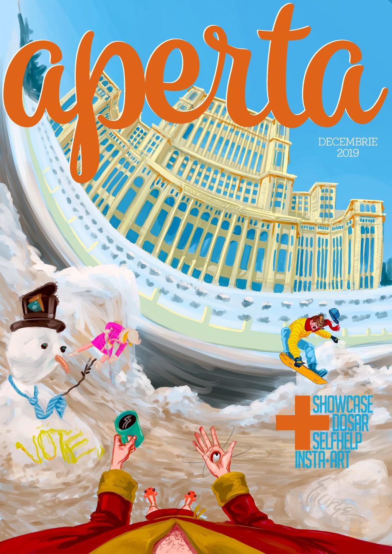 Aperta Magazin – decembrie 2019