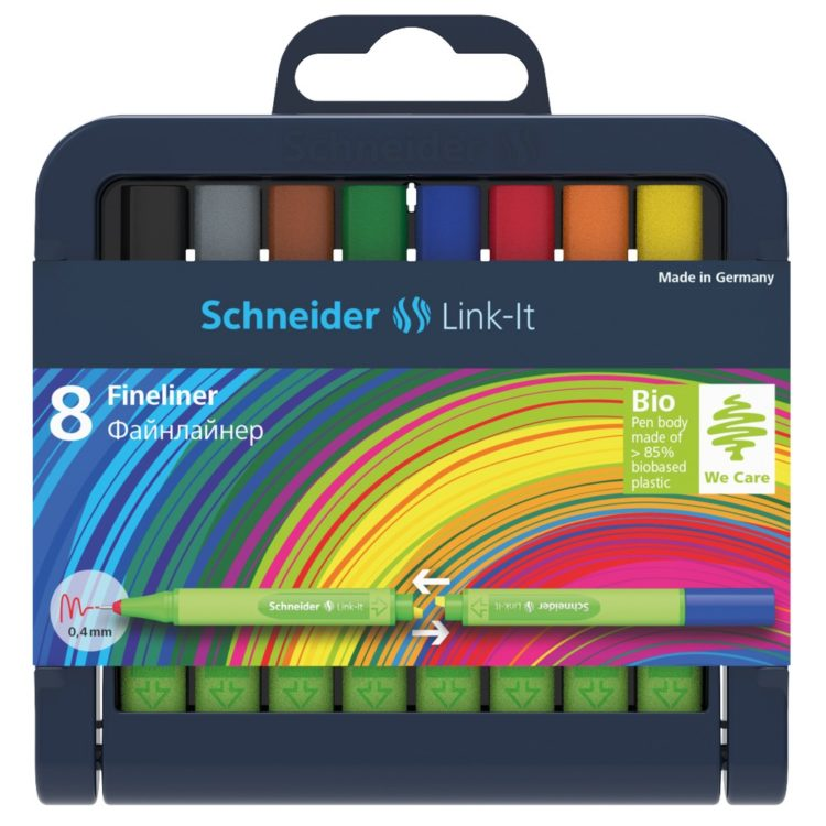 Set Liner Schneider Link-It 04 8 buc