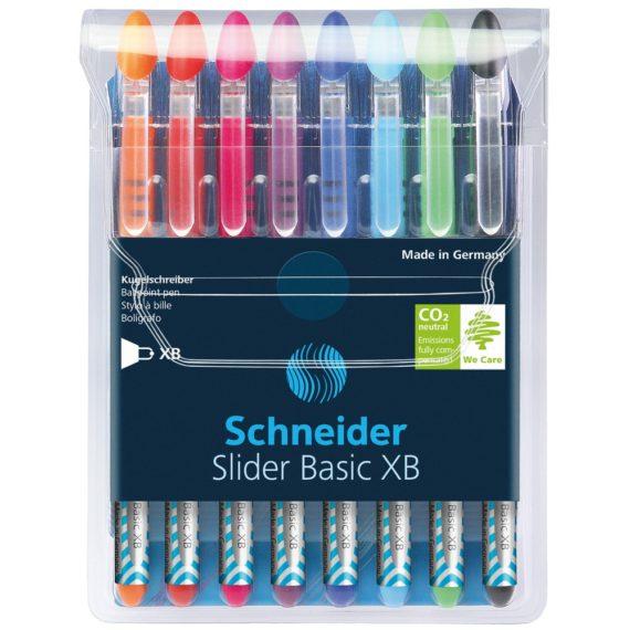 Set Pix Schneider Slider Xb 8 buc