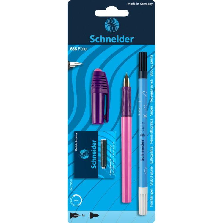 Set Stilou Schneider 688 Roz