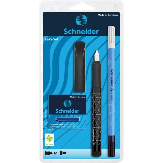 Set Stilou Schneider Easy Corry Negru
