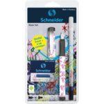 Set Stilou Schneider Glam Floral
