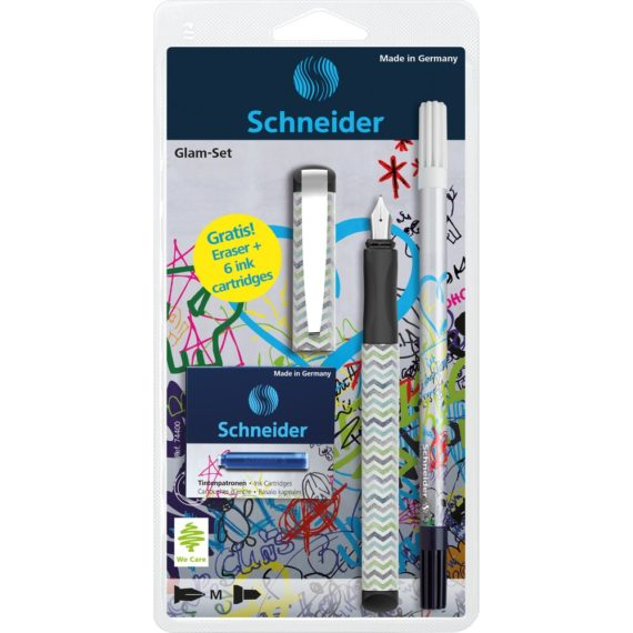 Set Stilou Schneider Glam Ornament
