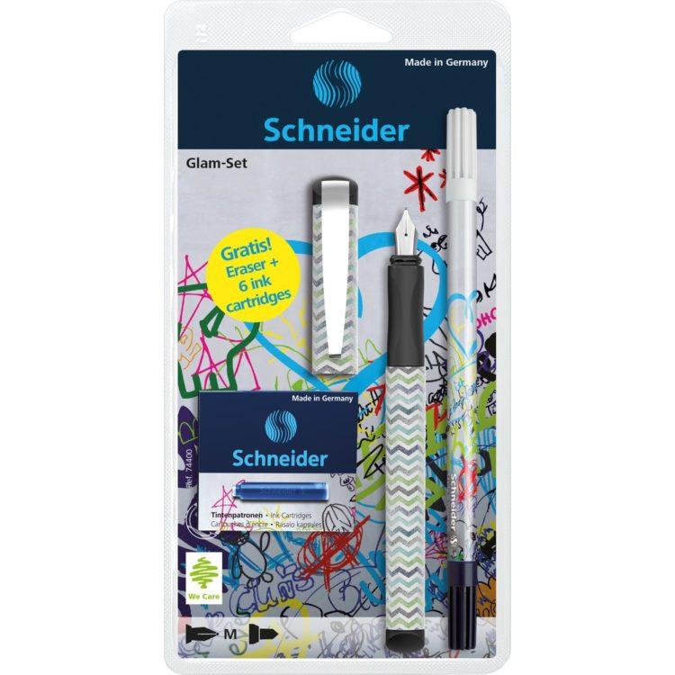 Set Stilou Schneider Glam Ornament
